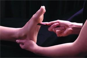 Масажі ніг і стоп